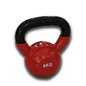 6kg Dark Red