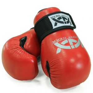 semi contact open gloves