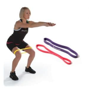Short Power Resistance Bands