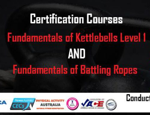 Certification Course: Kettlebells and Battling Ropes