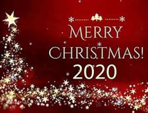 Christmas and the New Year 2020- Holiday Schedule